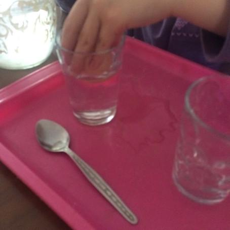 Da li jaje zna da pliva? eksperiment za decu