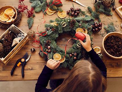 Božićni običaji, jednostavne aktivnosti