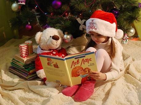 Knjiga je obavezan poklon za Novu godinu