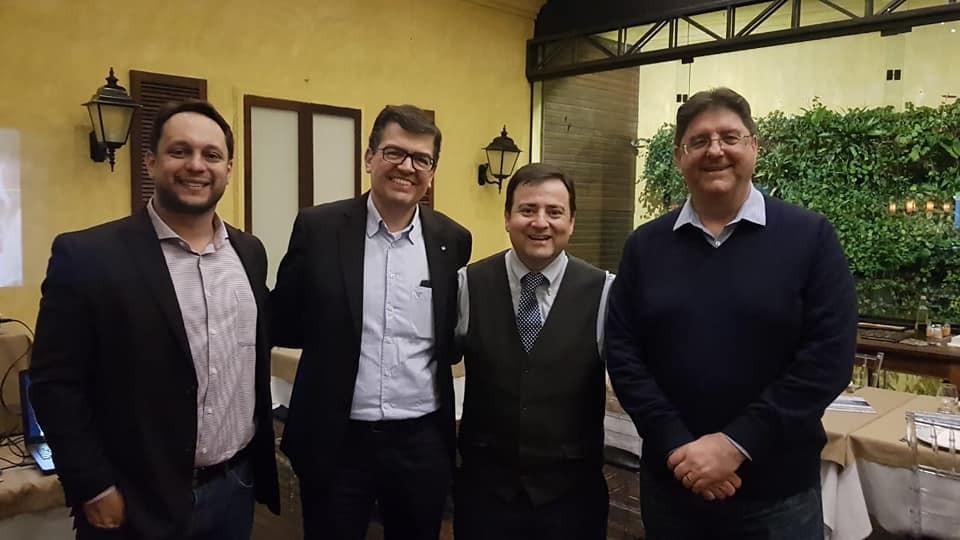 Ashrae Chapter Brasil new directory 2018-19
