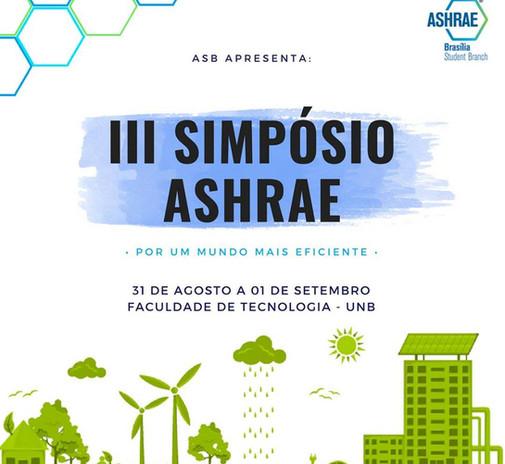 III SIMPÓSIO ASHRAE - BRASÍLIA SB