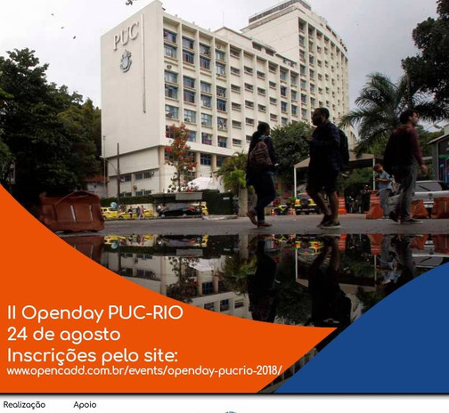 ASHRAE SB RJ -II OPEN DAY PUC RIO