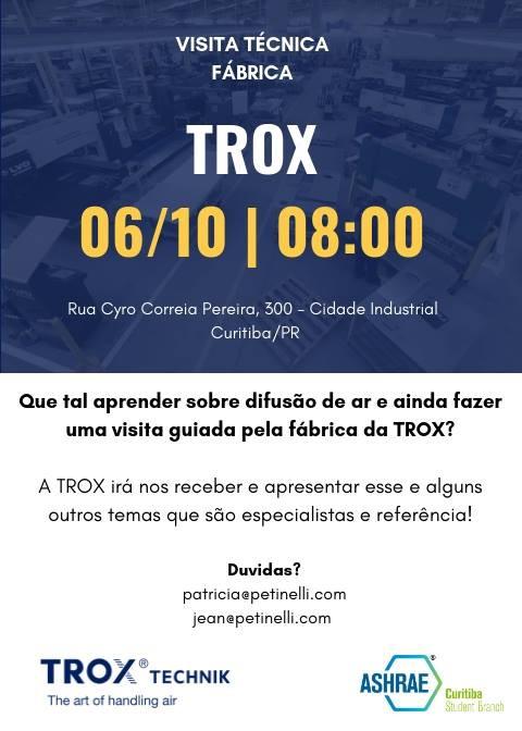 CURITIBA SB VISITA TÉCNICA TROX