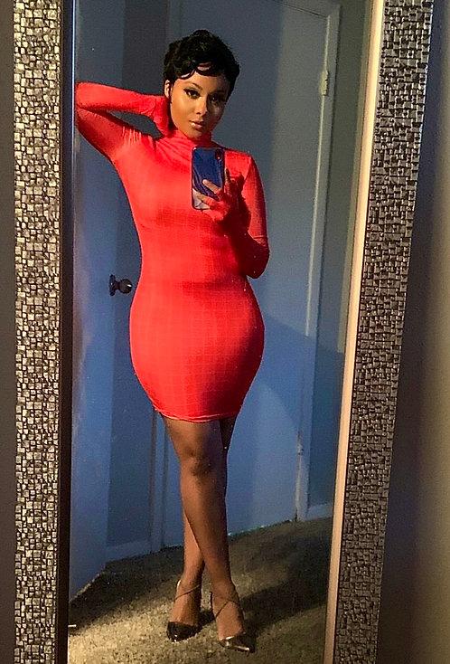 Red Light Dress