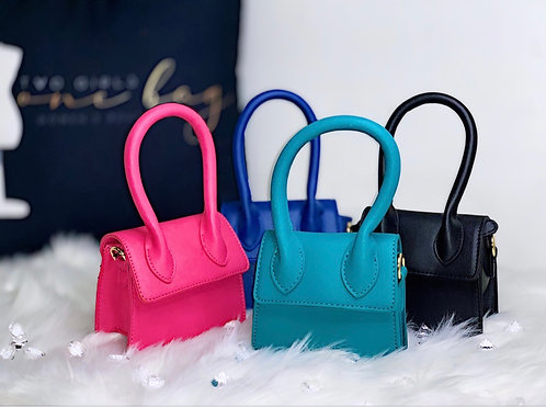 Mini me handbag