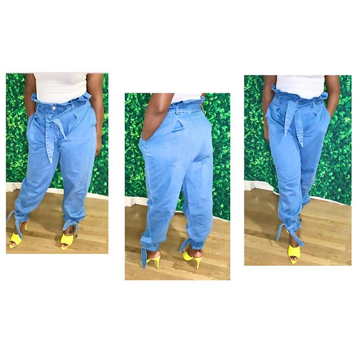 Mimosas & Belinis Pants