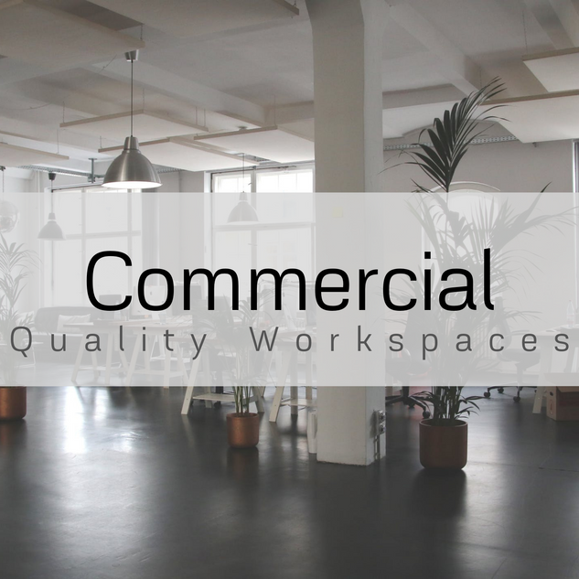 Commercial Construction & Rennovation