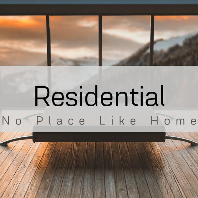 Residential Construction & Rennovation