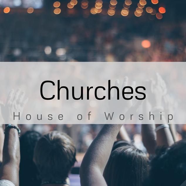 Church Construction & Rennovation