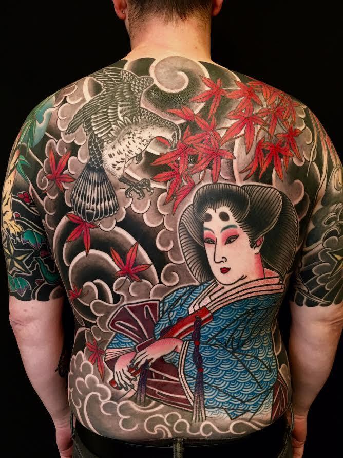 Chameleon Tattoo Body Piercing