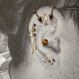 Tiger's Eye Curation for Emma Louise