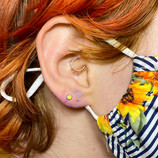 Yellow Opal Earlobes performed by Grey