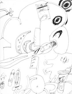 McDonalds Sketch