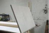 Counter top flip up access door