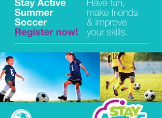 Summer Soccer program