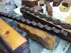 Holzmodeldruck