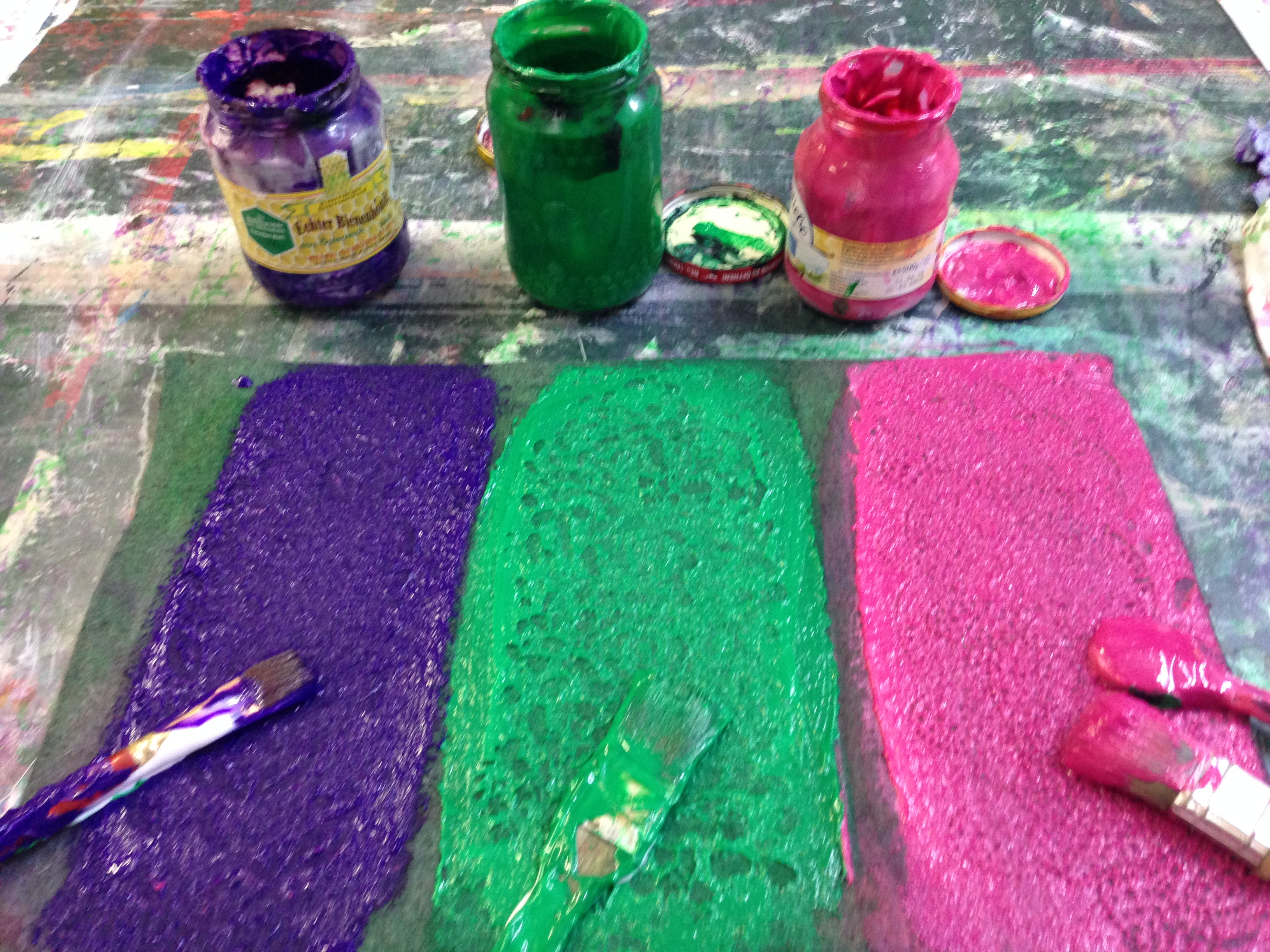 Farbkollektion