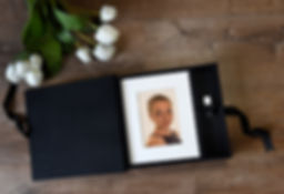 Photography folio box