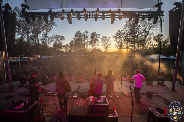 Camp Greensky Festival