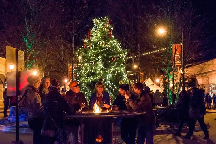 West Park Winter Social