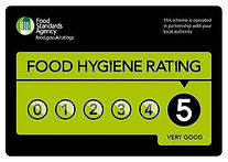 Clever Clowns Nursery Food Hygiene Rating five out of five