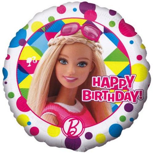 Balão Barbie 43cm