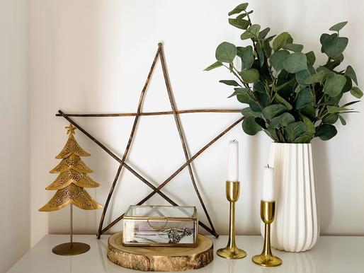 Como decorar o Hall de casa para o Natal
