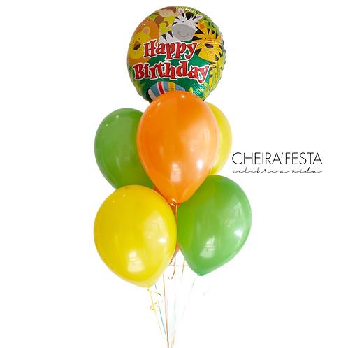 Balão Animais da Selva