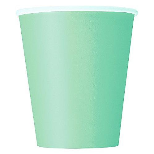 Copos Verde Água