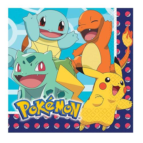 Guardanapos Pokémon/Pikachu