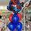 Thumbnail: Bouquet de balões temático Homem Aranha