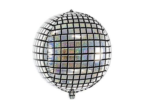 Balão Bola de Espelhos 40cm