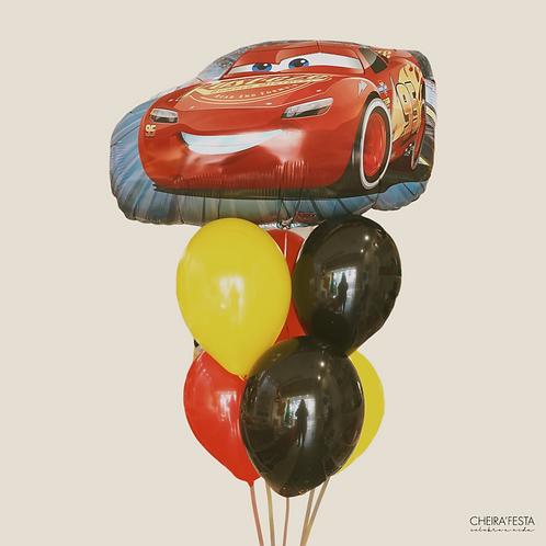 Bouquet Cars com hélio