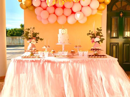 Passo a passo como decorar uma festa de aniversário simples