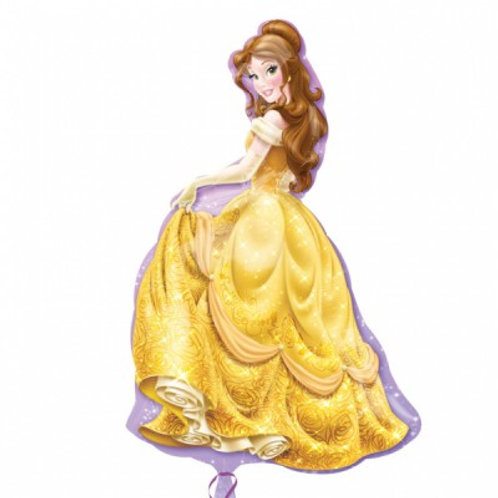 Balão Princesa Bela