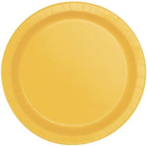 Pratos Amarelos