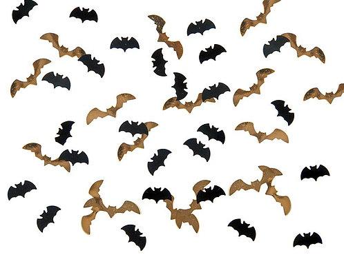 Confettis Morcegos