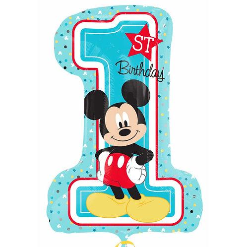 Balão Mickey 1 ano