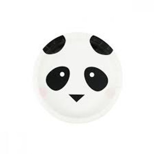Pratos Mini Panda