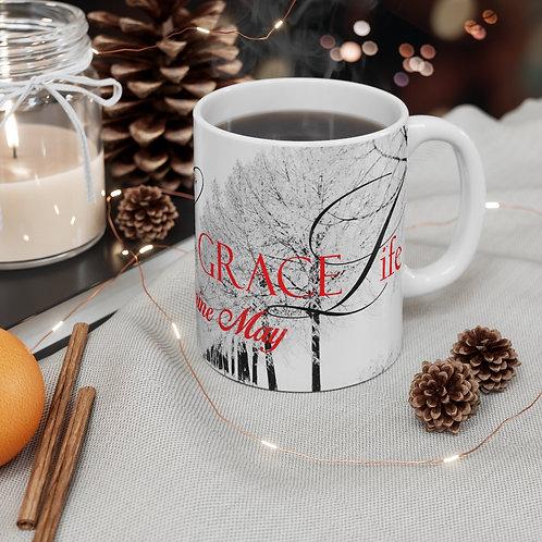Grace Life Winter Mug