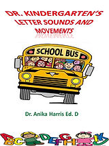Book: Dr. Kindergarten's Letter Sounds and Movements