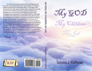 Book: My God, My Children, My Job