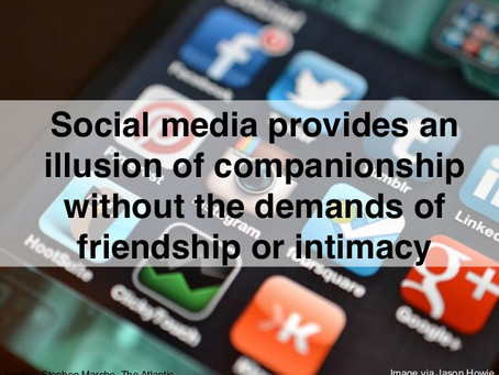 Friendship and Social Media