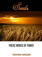 Book: Seeds: Poetic Words of Power