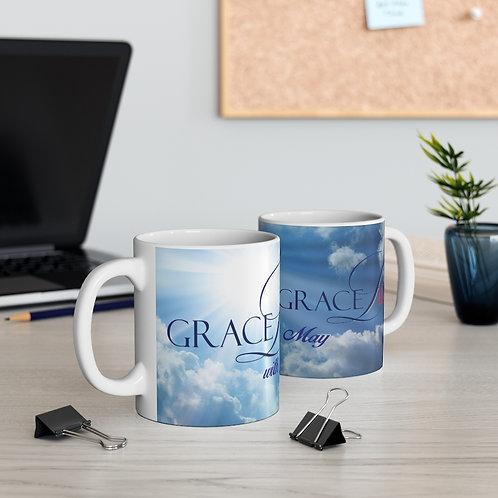 Grace Life Sky Mug
