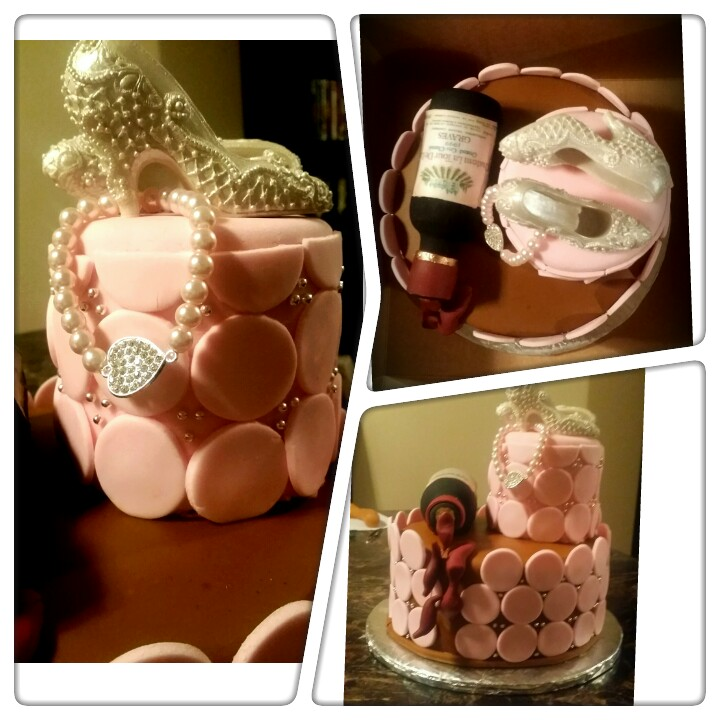 The all about me cake