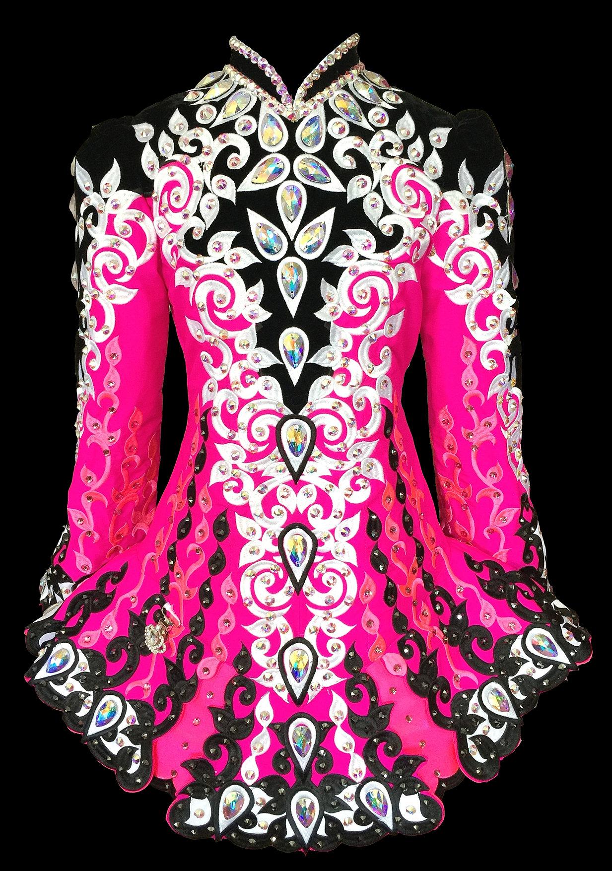 Kerry Designs Irish Dance Costumes Calgary Canada