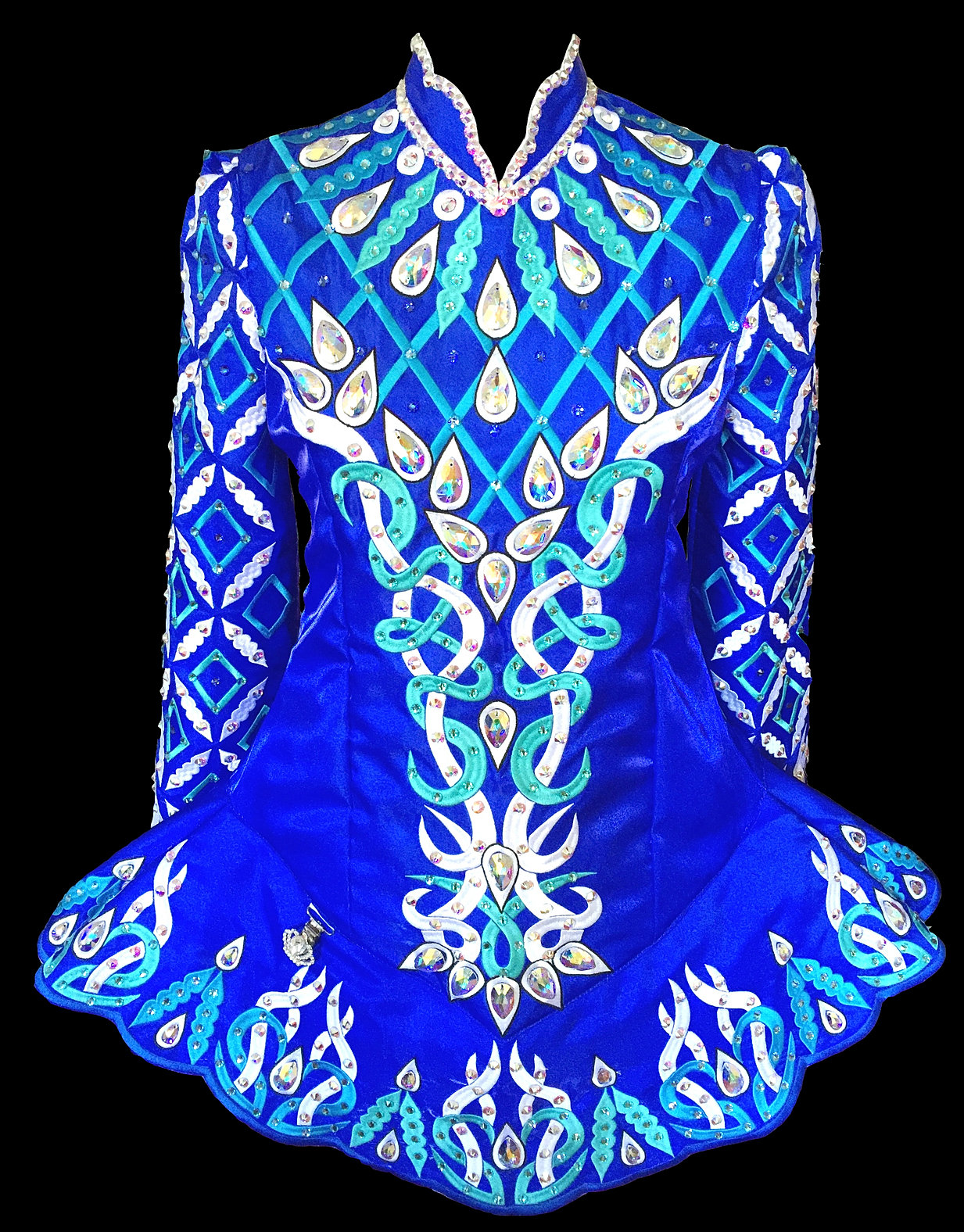 New style irish dancing dresses for sale