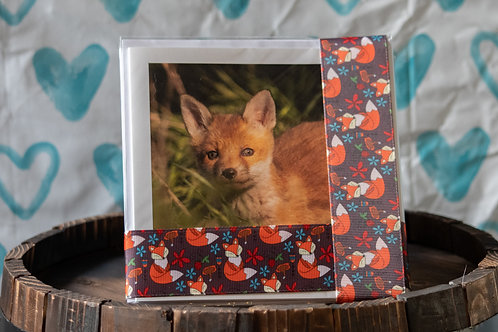 Mother And Cubs Greeting Card set