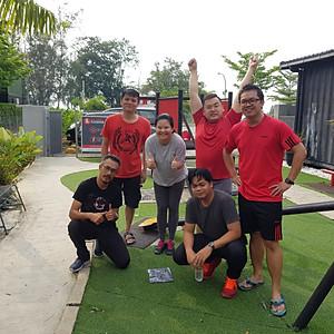 Team Building Q3 2019